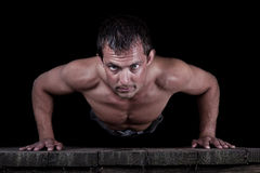 Determination and hard work Stock Images