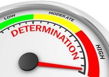 determination Stock Photography