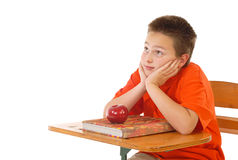 Determined student Stock Images