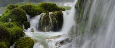 Detian瀑布 库存图片