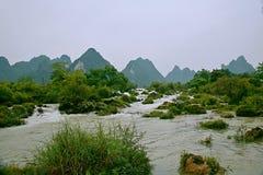 Detian Falls foto de archivo libre de regalías