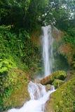 Detian Falls. Detian Waterfall is located in Detian village, Xinxian County, Chongzuo, the Guangxi Zhuang Autonomous Region, and the upper reaches of the GUI Royalty Free Stock Image
