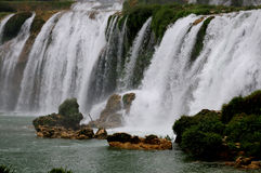 Detian Grand Waterfalls Stock Image