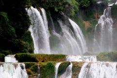 Detian Grand Waterfalls Royalty Free Stock Photos