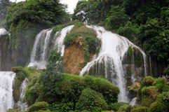 Detian Grand Waterfalls Royalty Free Stock Image
