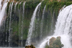 Detian Grand Waterfalls Stock Images