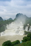 Detian Wasserfall Lizenzfreies Stockfoto
