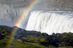 Detifoss Royalty Free Stock Photography