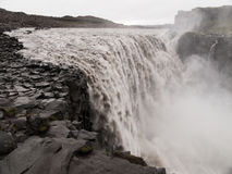 Detifoss waterfall Royalty Free Stock Photos