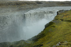 Detifoss waterfall in Iceland Royalty Free Stock Photo
