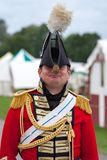 DETLING, KENT/UK - AUGUST 29 : Man in costume at the Military Od stock images