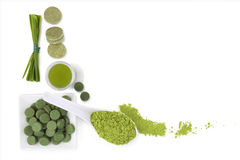 Free Detox Background With Copy Space. Stock Photography - 49312952