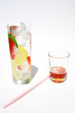 Detox diet health drink. Taken with a Canon Eos350d digital camera stock images