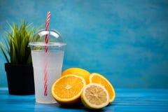 Detox diety świeży śniadanie fotografia stock