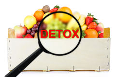 Detox Royalty Free Stock Images