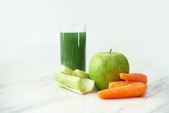 Detox juice Stock Images