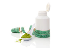 Detox- och viktförlust. Arkivbild