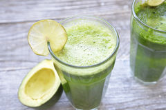 Detox smoothie stock fotografie
