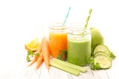 Detox smoothie Royalty Free Stock Photography