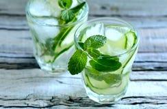 Detox water Stock Images