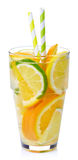 Detox water Stock Photography