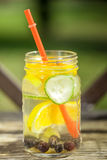 Detox water Stock Photos