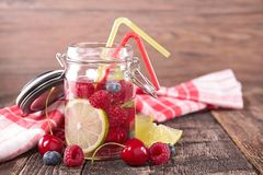 Detox water Stock Images