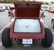 Detrás de 33 Ford Imagenes de archivo