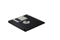 Detrás del disquete. fotos de archivo libres de regalías