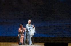 """Detrás del Shan de cortina-Shanxi Operatic""""Fu al  de Beijing†Imagen de archivo libre de regalías"""