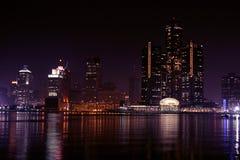 Detroit Fotografia de Stock