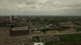 Detroit antena zbiory wideo