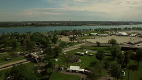 Detroit antena zdjęcie wideo