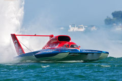 2013 Detroit APBA Gold Cup Races Royalty Free Stock Images
