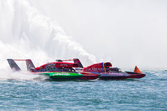 2013 Detroit APBA Gold Cup Races Royalty Free Stock Photo