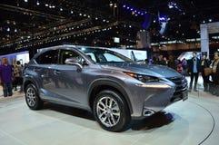 Detroit Auto Show Stock Images