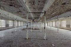 Detroit dom korekcja zdjęcia stock