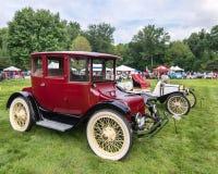 1916 Detroit Elektryczny 60/985 Fotografia Royalty Free