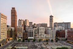Detroit, EUA Fotos de Stock