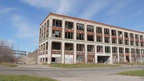 Detroit fabryka Rujnuje 12 zbiory