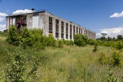 Detroit-Haus der Korrektur lizenzfreie stockfotos