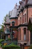 Detroit más allá de la avenida de Woodward Imagen de archivo libre de regalías