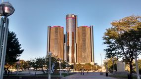 Detroit, MI Stock Photography