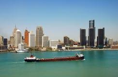 Detroit, Michigan stock photography