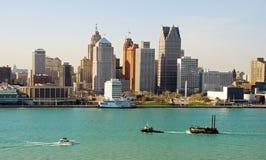 Detroit, Michigan photos stock