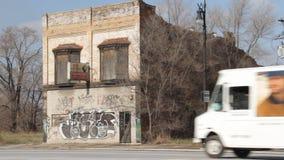 Detroit Porzucał biznes 1 zbiory