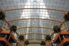 Detroit Renaissance building Stock Image