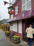Detroit : Restaurant polonais dans Hamtramck Images stock