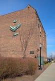 Detroit skarabeuszu klub Zdjęcie Royalty Free