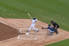 Detroit-Tiger Alex Avila stockfoto